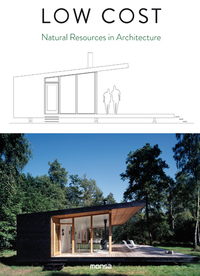 LOW COST. NATURAL RESOURCES IN ARCHITECTURE.