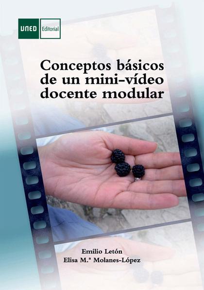 CONCEPTOS BÁSICOS DE UN MINI-VÍDEO DOCENTE MODULAR.