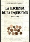 LA HACIENDA DE LA INQUISICIÓN : (1478-1700)