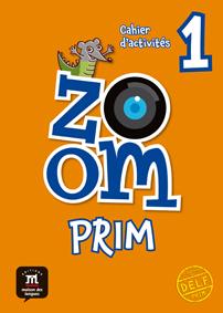 ZOOM PRIM 1  CAHIER D´ACTIVITÉS
