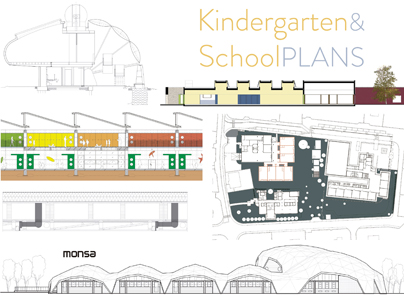 KINDERGARTEN AND SCHOOL PLANS (BILINGÜE ESP;ENG)