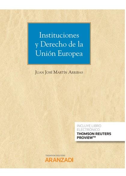 INSTITUCIONES Y DERECHO DE LA UNION EUROPEA DUO