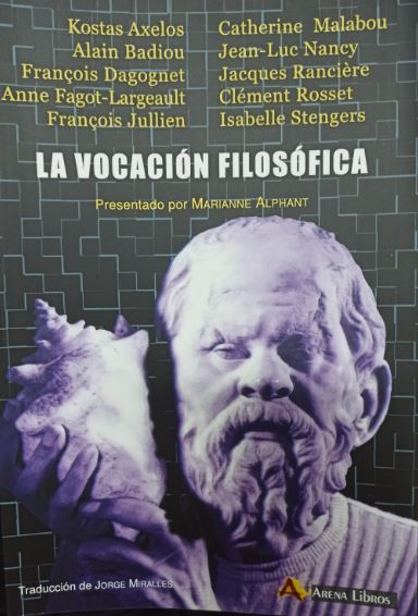 VOCACION FILOSOFICA.
