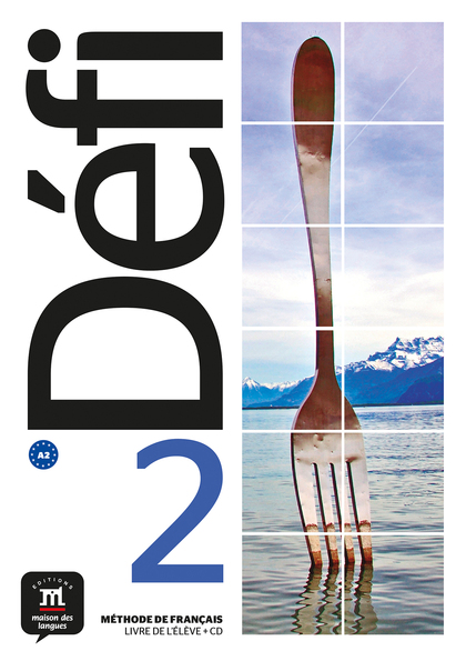 DEFI 2 LIVRE DE LELÈVE CD A2