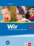 WIR 1 (NIVEL A1) LIBRO DEL ALUMNO + CD.