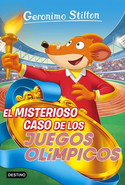 GS47N. EL MISTERIOSO CASO DE LOS JUEGOS OLIMPICOS