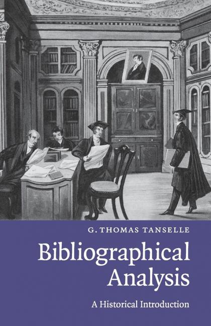 BIBLIOGRAPHICAL ANALYSIS