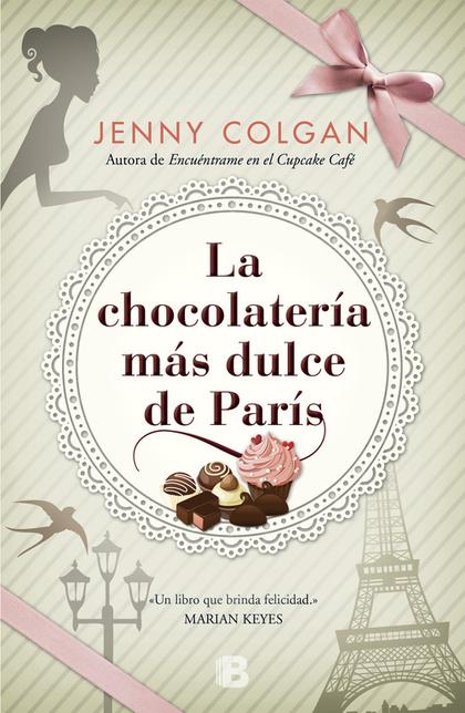 LA CHOCOLATERÍA MÁS DULCE DE PARÍS.