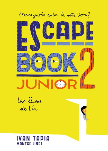 ESCAPE BOOK JUNIOR 2.