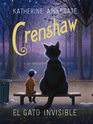 Resultado de imagen de Crenshaw. El gato invisible