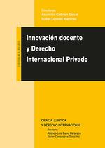 INNOVACIÓN DOCENTE Y DERECHO INTERNACIONAL PRIVADO.