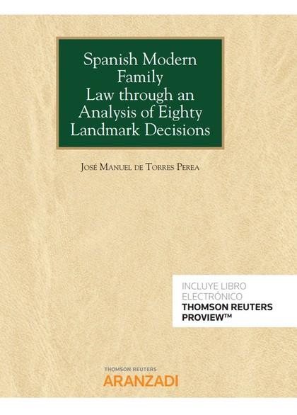 SPANISH MODERN FAMILY LAW THROUGH AN ANALYSIS OF EIGHTY.