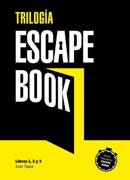 ESTUCHE ESCAPE BOOK.