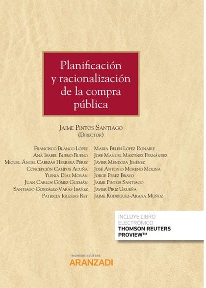 PLANIFICACION Y RACIONALIZACION DE LA COMPRA PUBLICA DUO.