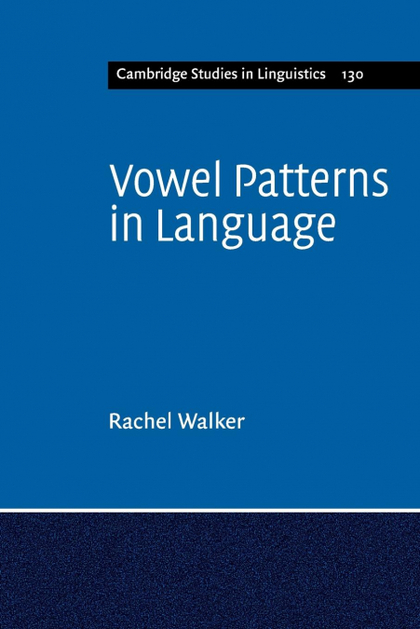 VOWEL PATTERNS IN LANGUAGE.
