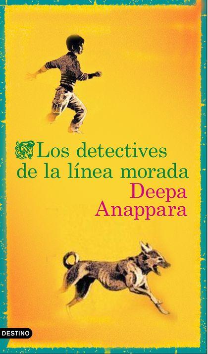LOS DETECTIVES DE LA LÍNEA MORADA.