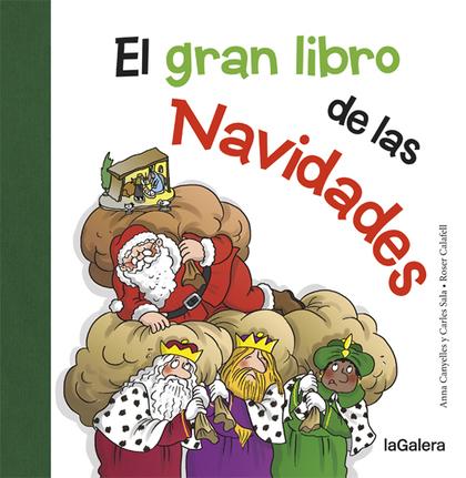 EL GRAN LIBRO DE LAS NAVIDADES.