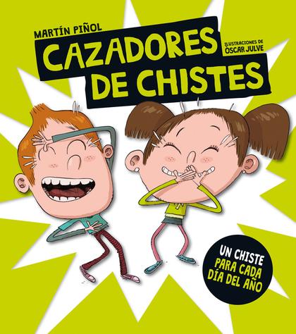 CAZADORES DE CHISTES.