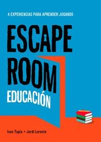 ESCAPE ROOM EDUCACIÓN                                                           4 EXPERIENCIAS