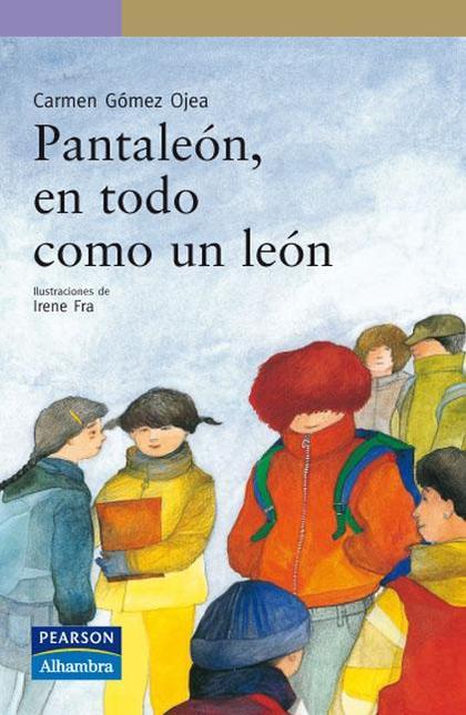 PANTALÉON, EN TODO COMO UN LEÓN (EBOOK)
