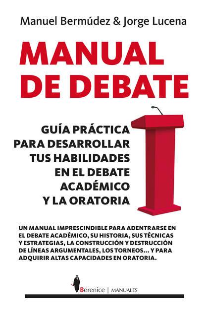 MANUAL DE DEBATE.