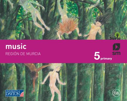 MUSIC. 5 PRIMARY. SAVIA. MURCIA.