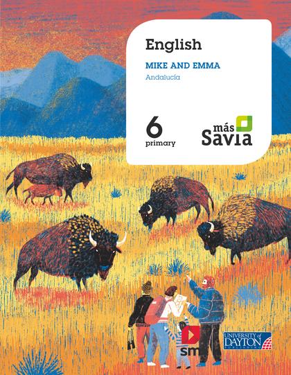 MIKE AND ENMA ENGLISH 6 EP EPS (AND) MAS SA 19.