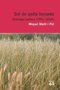 SOL DE PALLA TRENADA : ANTOLOGIA POÈTICA (1951-2003)