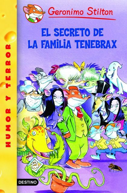 EL SECRETO DE LA FAMILIA TENEBRAX