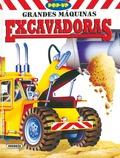 POP-UPS DE LAS GRANDES MÁQUINAS, EXCAVADORA
