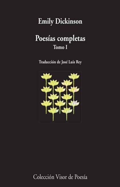 POESÍAS COMPLETAS I. TOMO I