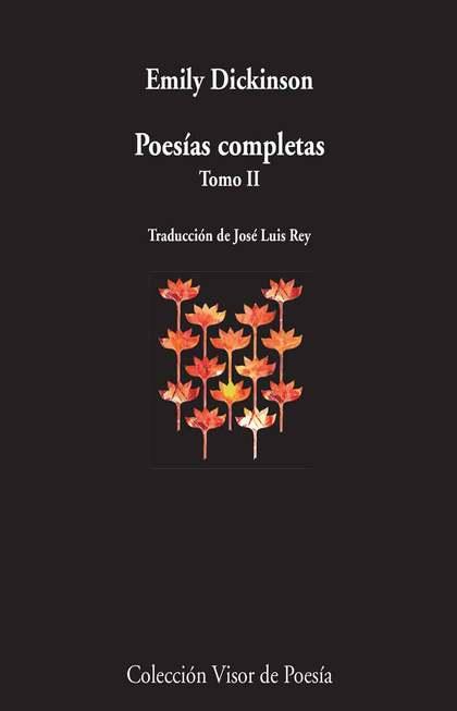 POESÍAS COMPLETAS II. TOMO II