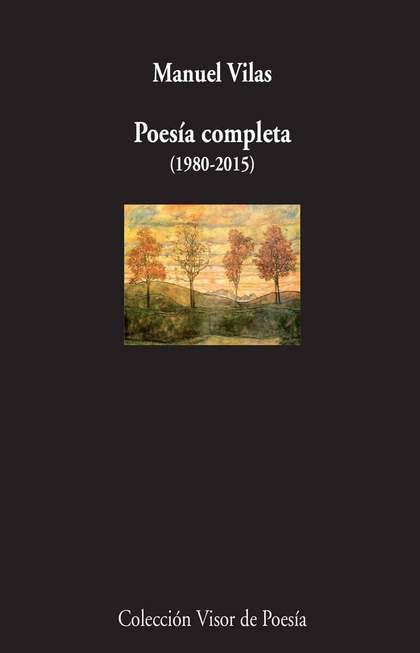 POESÍA COMPLETA (1980-2015).