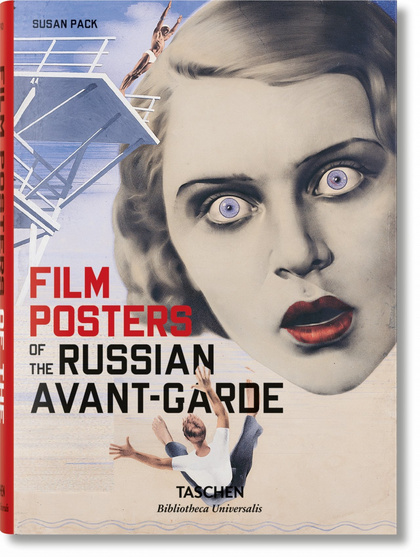 FILM POSTER OF RUSSIAN AVANT-GARDE.