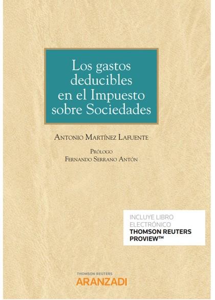 GASTOS DEDUCIBLES EN EL IMPUESTO SOBRE SOCIEDADES, LOS