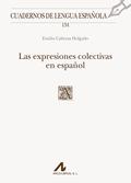 LAS EXPRESIONES COLECTIVAS EN ESPAÑOL.