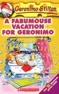 A FABUMOUSE VACATION FOR GERONIMO  STILTON 9. GERONIMO STILTON