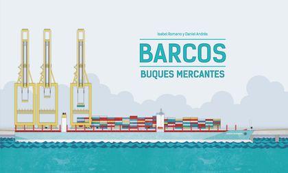 BARCOS-BUQUES MERCANTES