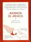 CARTAS DE CABILDOS HISPANOAMERICANOS. AUDIENCIA DE MÉXICO. TOMO I. SIGLOS XVI Y.