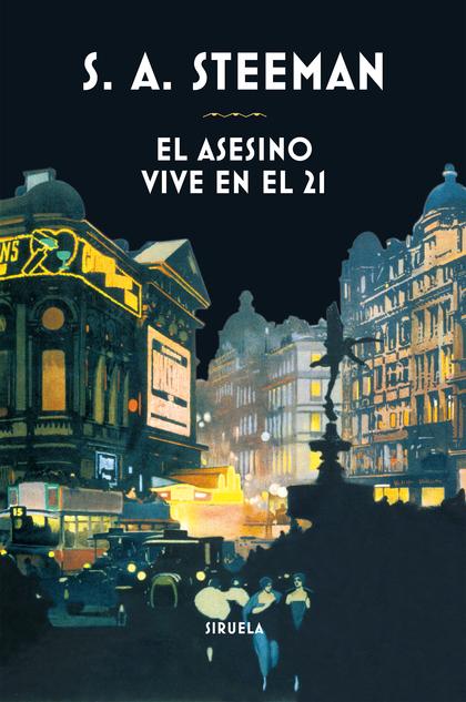 EL ASESINO VIVE EN EL 21.