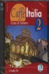 CAFFE ITALIA 2 AUDIO CD