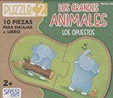 GRANDES ANIMALES LOS OPUESTOS