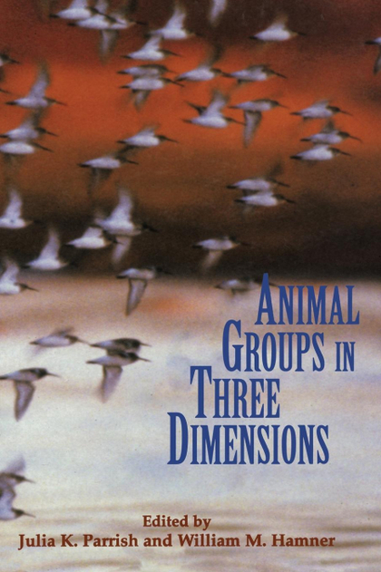 ANIMAL GROUPS IN THREE DIMENSIONS