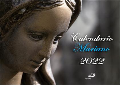 CALENDARIO DE PARED MARIANO 2022.