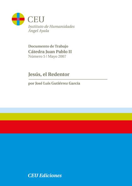 JESÚS, EL REDENTOR