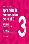 APRENDER LA NUMERACIÓN, DEL 0 AL 9, NIVEL 3, 4 Y 5 AÑOS. ...5 AÑOS (CON 46 FICHAS)