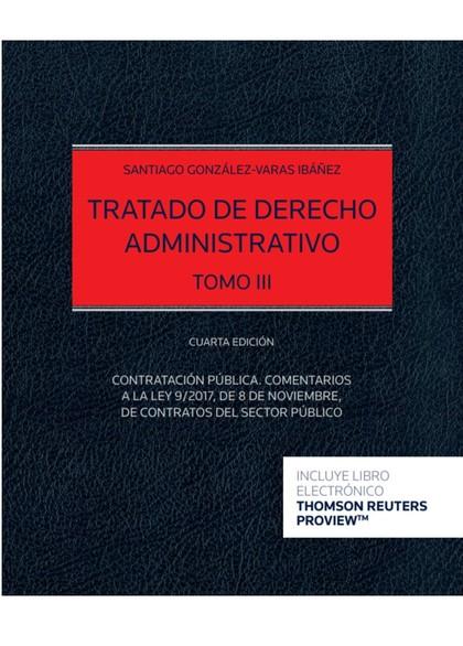 TRATADO DE DERECHO ADMINISTRATIVO TOMO III DUO