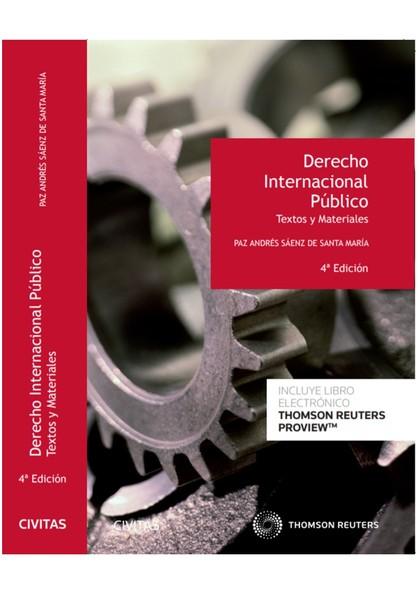 DERECHO INTERNACIONAL PÚBLICO. TEXTOS Y MATERIALES.