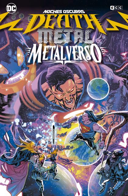 DEATH METAL: METALVERSO 02