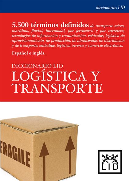 DICCIONARIO LID LOGÍSTICA Y TRANSPORTE